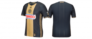 Philadelphia Union Primary/Source: mlssoccer.com