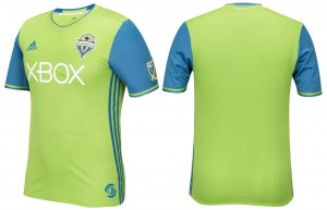 Seattle Sounders Primary/Source: mlssoccer.com
