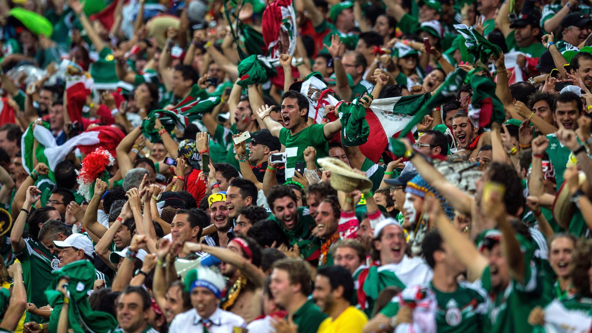 Mexico s infamous  puto  chant 09f750620