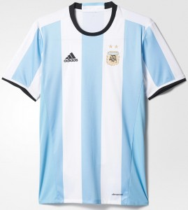 Argentina Home/Source: Adidas