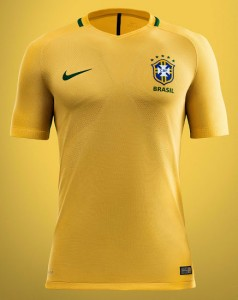 Brazil Home/Source: Nike