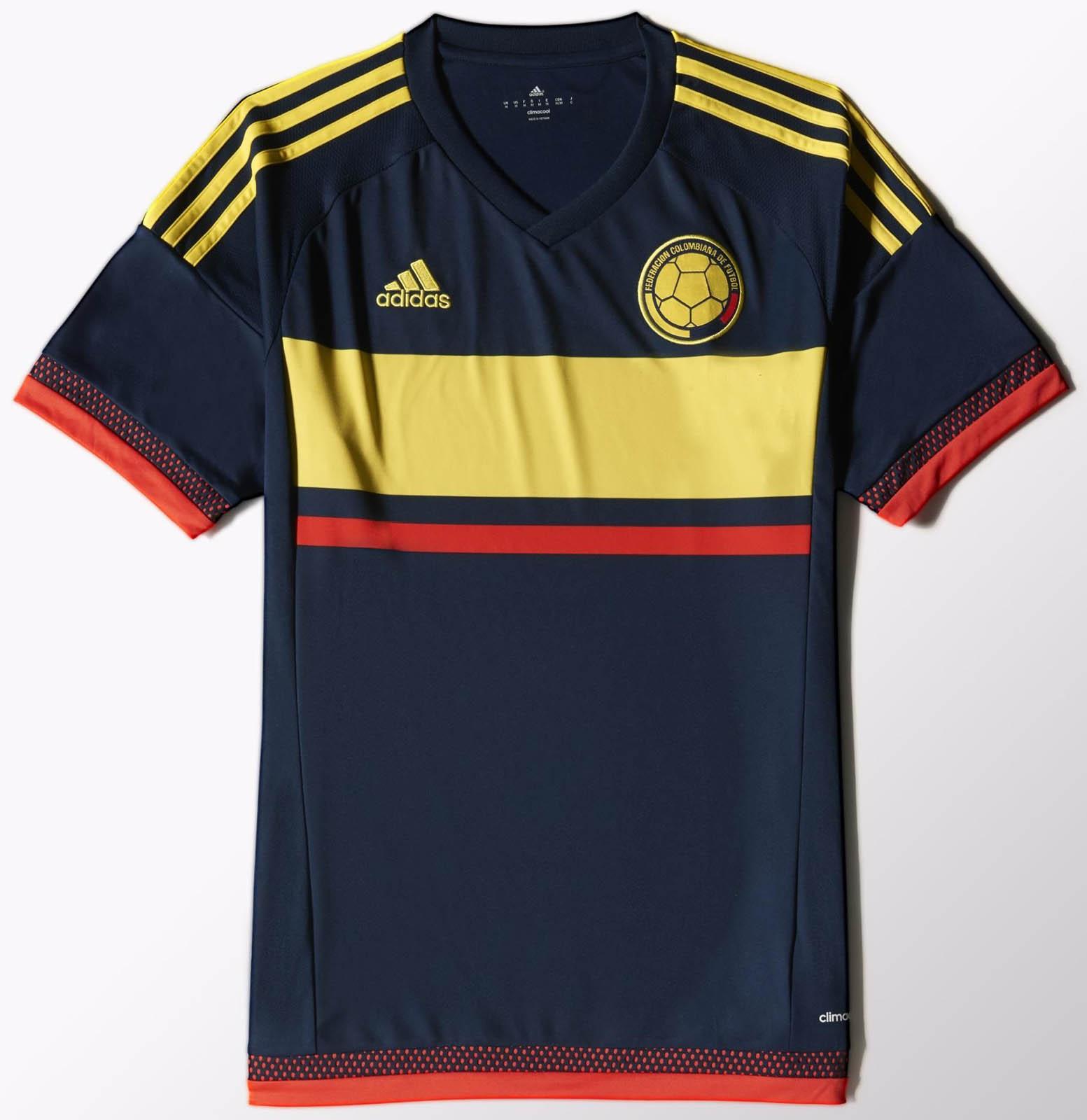c4e3599ba Copa America Centenario kits
