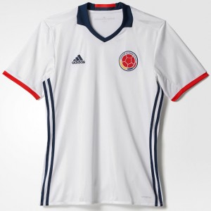 Colombia Home/Source: Adidas