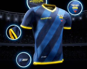 Ecuador Away/Source: Marathon