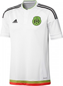 Mexico Away/Source: footyheadlines.com