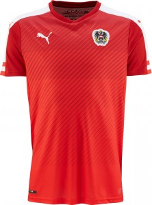 Austria Home/Source: Puma