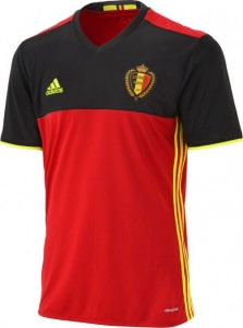 Belgium Home/Source: Adidas