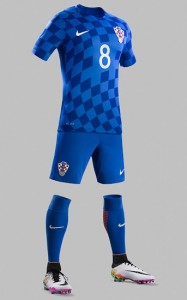 Croatia Away/Source: Nike