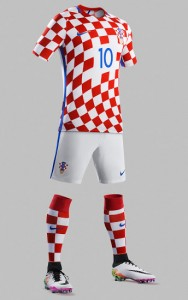 Croatia Home/Source: Nike