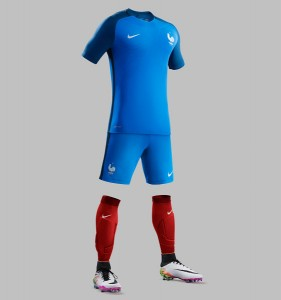 France Home/Source: Nike