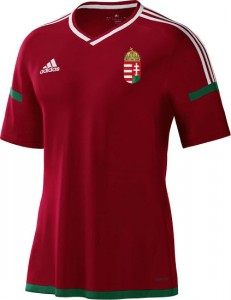 Hungary Home/Source: Adidas