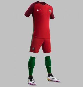 Portugal Home/Source: Nike