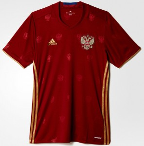 Russia Home/Source: Adidas