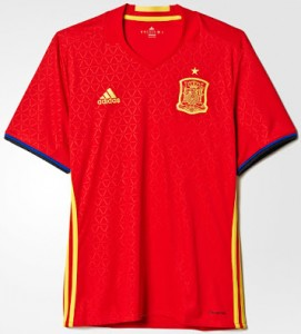 Spain Home/Source: Adidas