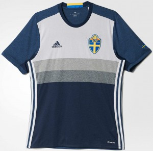 Sweden Away/Source: Adidas