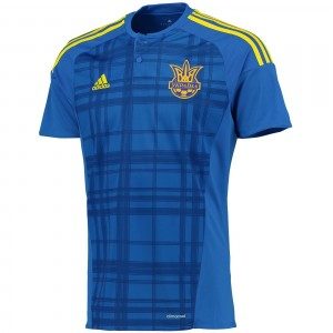 Ukraine Away/Source: Adidas
