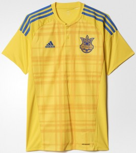 Ukraine Home/Source: Adidas