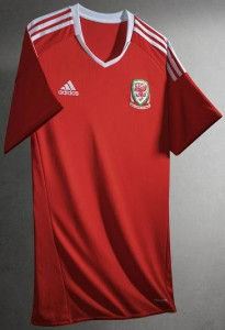 Wales Home/Source: Adidas
