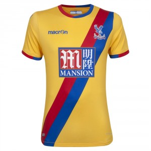 Crystal Palace Away - Macron