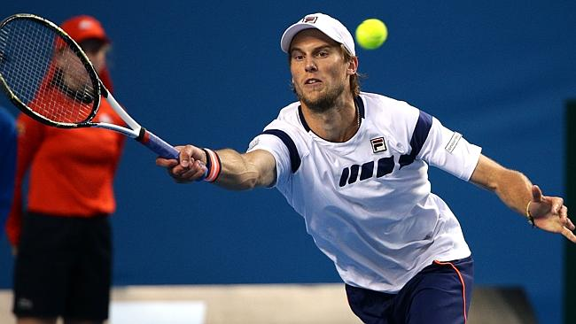Andreas Seppi could not parlay a win over Roger Federer into his first-ever major-tournament quarterfinal appearance. The composure he possessed against Federer didn't quite emerge against a 19-year-old opponent. Sports can be eternally vexing that way. Seppi can say that he did something great at this event, but failing to notch that quarterfinal achievement is something that will follow him in the coming months... if not a lot longer.