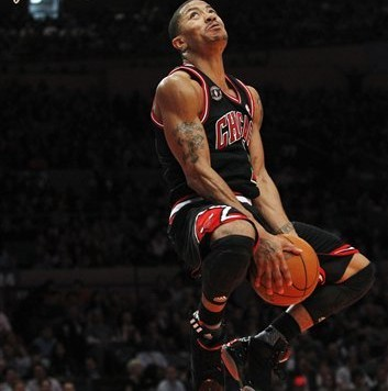4cde734e3a9 Welcome back Derrick Rose - Crossover Chronicles
