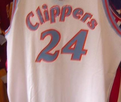 The 4 Jerseys You Gotta Have For Every Team. Day 17  Los Angeles Clippers 8aa53f893
