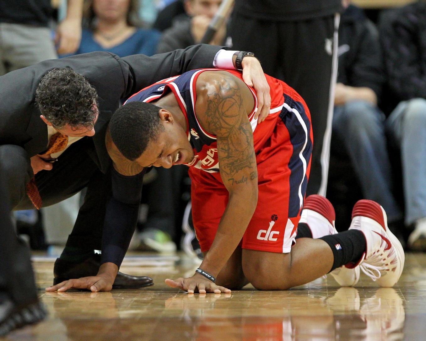 Injuries mar NBA season again - Crossover Chronicles