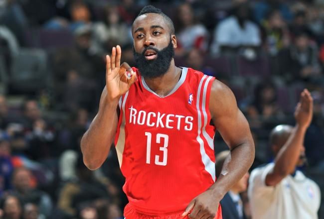 Can Kevin McHale get this man to commit himself to the defensive end of the floor and, in the process, become the complete two-way player he is capable of becoming? No question facing the Houston Rockets is more urgent than that one.