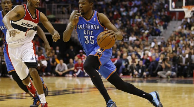 3fd6ac086f3 Kevin Durant cannot escape the Washington rumors - Crossover Chronicles