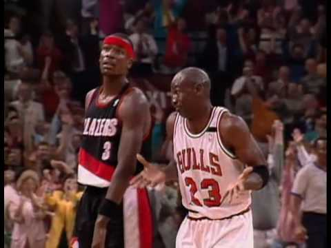 """The Michael Jordan Shrug Game."" You don't have to explain it or work hard to identify it. People know... just as they know Jordan was never going to lose any of the NBA Finals he played in."