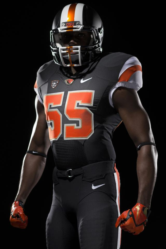 huge selection of 8b766 570a1 Leave it to Nike, Oregon State gets identity face-lift | The ...