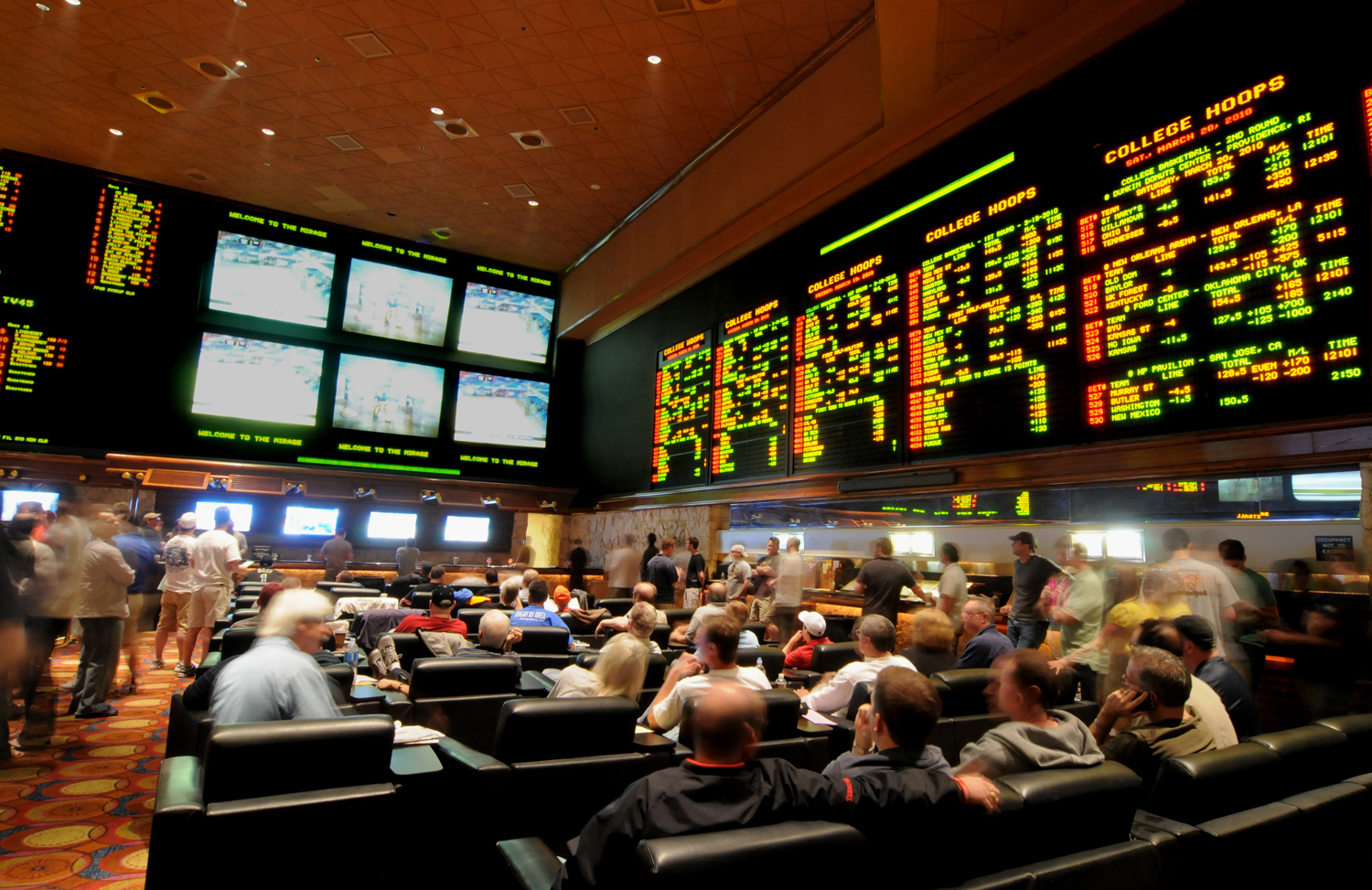 Why sports betting is becoming increasingly exciting… | The Comeback