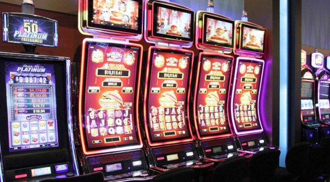 Slots Casino Ino Slot Machines