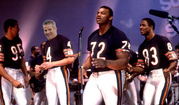 Brett Favre Super Bowl Shuffle