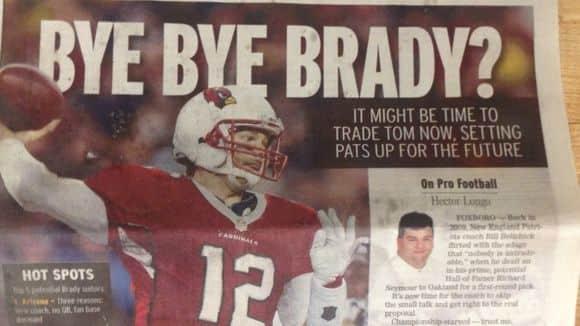 Bye Bye Brady
