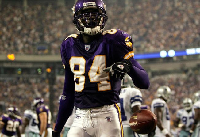 on sale 7cf3e 5b15c No one wanted to draft Randy Moss