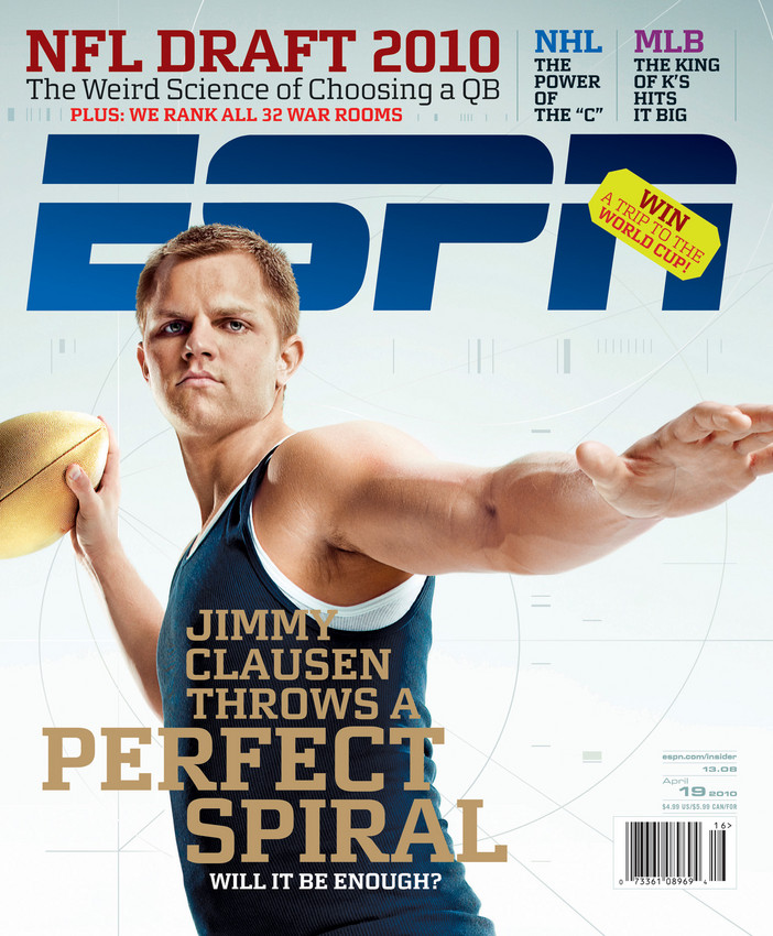 Here are ESPN The Magazine's 10 most regrettable covers ever