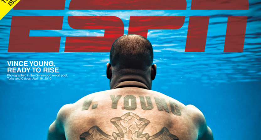 Here Are Espn The Magazine S 10 Most Regrettable Covers Ever Freezing Cold Takes