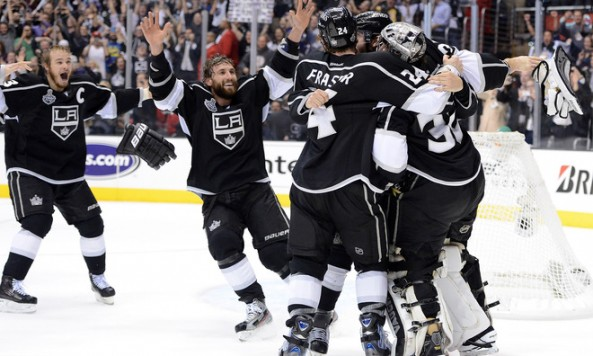 898cecf9c52 Congratulations to the 2012 Stanley Cup Winner Los Angeles Kings ...