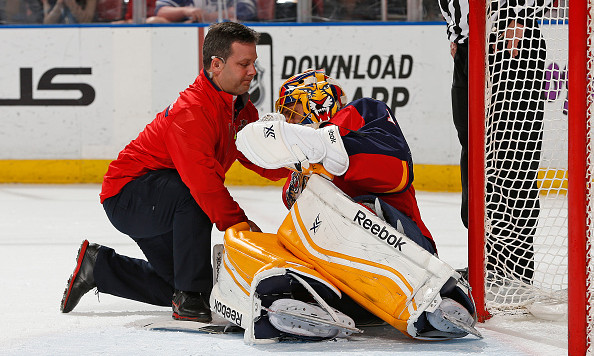 Side To Side Play In The Nhl May Be Causing More Goalie Injuries