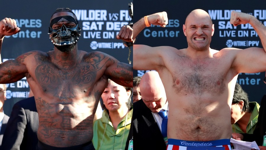 Size Queens Deontay Wilder Vs Tyson Fury Preview