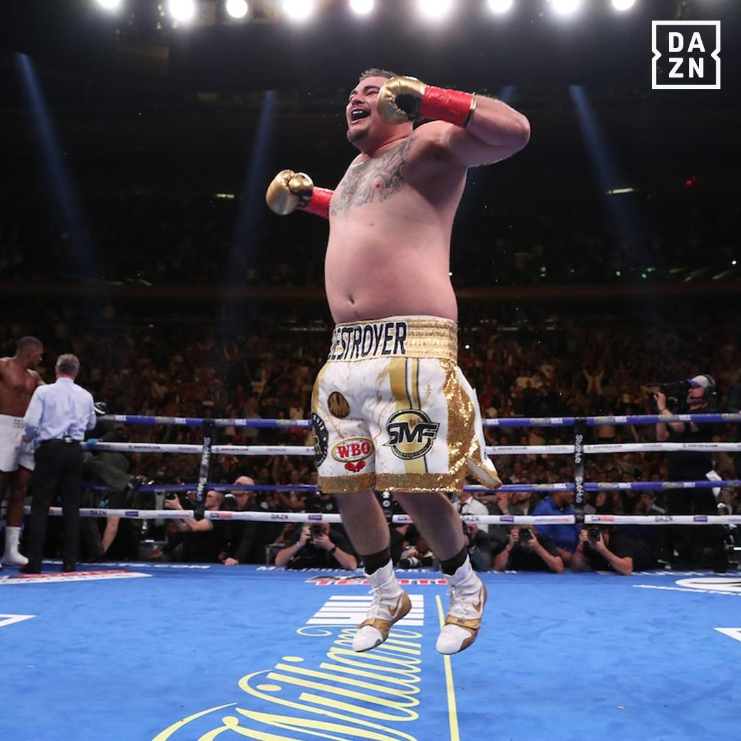 Fat Chance: Despite His Size, Andy Ruiz Scores One For The