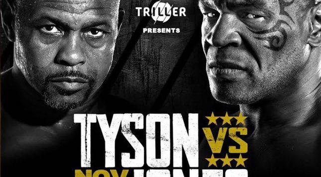 泰森vs琼斯