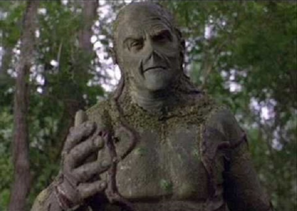 Image result for wes craven swamp thing