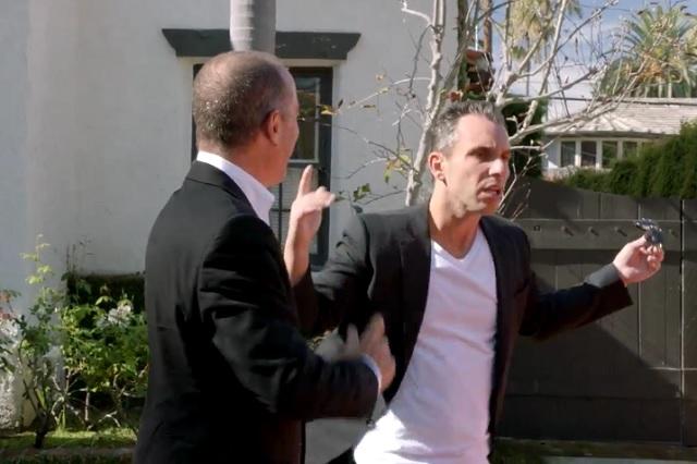 Comedians in Cars recap: Jerry Seinfeld and Sebastian