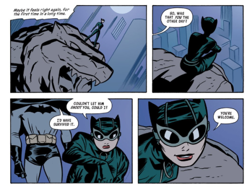 Catwoman #1 (2002) Writer - Ed Brubaker Artists - Darwyn Cooke and Mike Allred