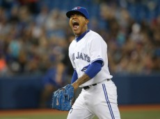 Marcus Stroman of the Blue Jays