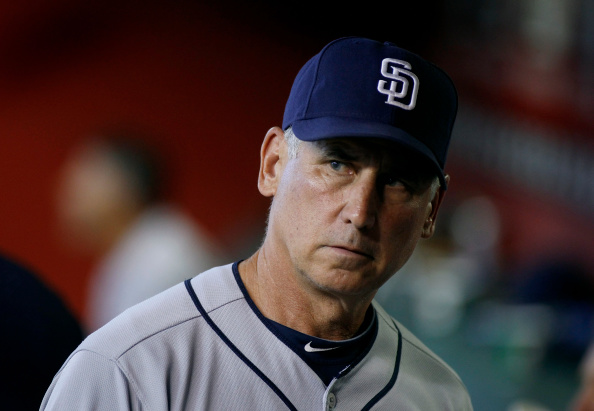Padres manager Bud Black
