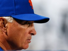 Mets manager Terry Collins