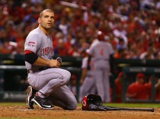 Joey Votto of the rebuilding Reds